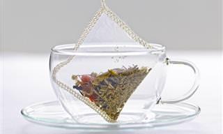 ¿Sabías Que Puedes Usar Las La Bolsas De Té En Tu Jardín?