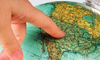 Hechos Geográficos Que En Realidad Son Erróneos