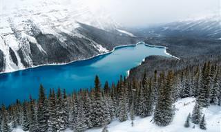 La Belleza De América Del Norte En 35 Fotos