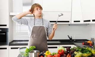 Los Hombres En La Cocina…