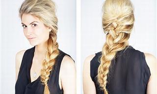 Hermosos y Sencillos Estilos De Peinado Que Puedes Hacer En Casa