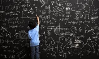 Test De Matemáticas Para Niños De La Escuela Primaria