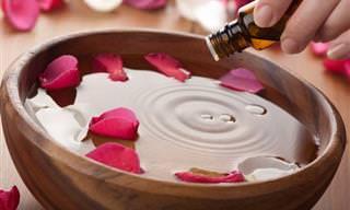 10 Beneficios Saludables Del Aceite Esencial De Rosas