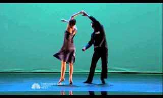 Un Espectáculo De Danza y Sombras
