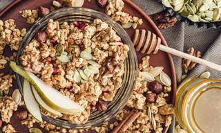 Cómo Hacer Granola Casera Deliciosa y Saludable