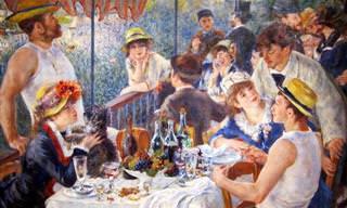 9 De Los Cuadros Más Importantes De Renoir