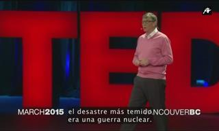 Charla Ted De Bill Gates Advirtiendo Sobre Las Pandemias