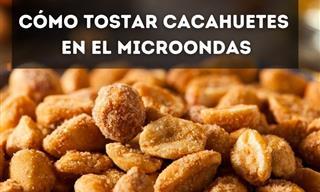 3 Formas De Tostar Cacahuetes En El Microondas