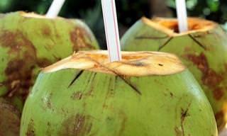 Increíbles Beneficios Del Agua De Coco