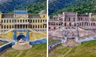 Las Ruinas De 7 Palacios Antiguos Reconstruidos Digitalmente