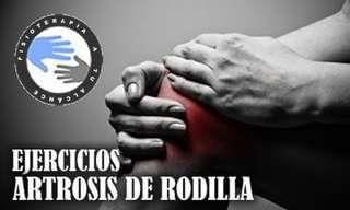 ¡Ejercicios Fáciles Para Aliviar El Dolor De Rodilla!