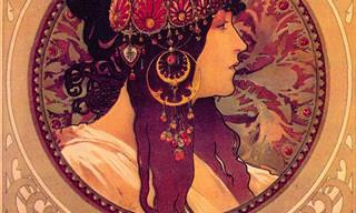 Las Pinturas De Alfons Mucha