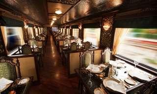Maharajas Express:Un tren de lujo