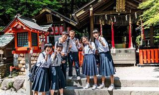 Las Escuelas Japonesas Sí Que Son Las Mejores Del Mundo...