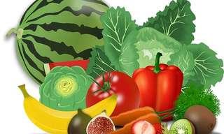 ¿Cuánto Sabes De Frutas y Vegetales?