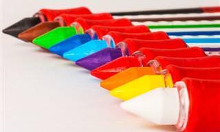 ¿Qué Tan Buena Es Tu Inteligencia De Los Colores?