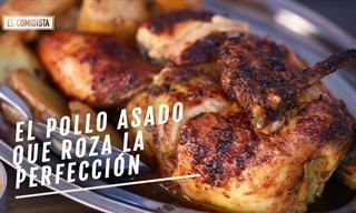 Consejos Para Preparar Un Pollo Asado Que Roza La Perfección