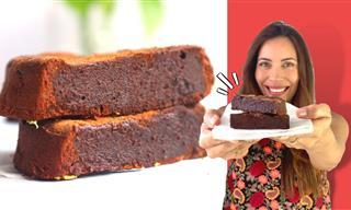 Aprende a Preparar Una Torta Keto Con 2 Ingredientes