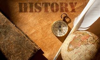 ¿Puedes Resolver Estas 17 Preguntas De Historia?
