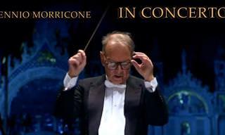 El Gran Ennio Morricone Nos Soprendió En Venecia Con Esta Interpretación