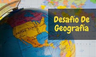 Desafiantes Preguntas De Geografía
