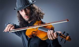 Sorprendente Interpretación De Un Violinista Callejero