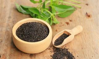 8 Beneficios De Las Semillas De Albahaca