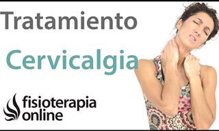 Cervicalgia o Dolor De Cuello: Tratamiento