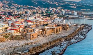 """¡El Líbano Es Conocido Como """"La Perla De Medio Oriente"""" Por Algo!"""