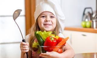 12 Frutas y Vegetales Llenos De Pesticidas