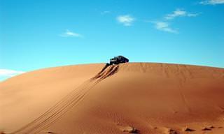 Chiste: Locos En El Desierto