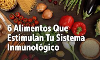 Protege Tu Sistema Inmunológico Con Estos Alimentos