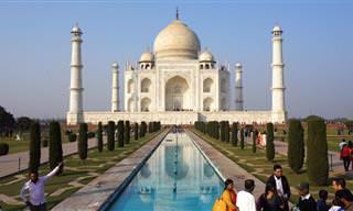 Relájate y Admira El Impresionante Taj Mahal Como Nunca