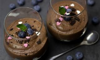 Prepara El Mousse De Chocolate Más Sano Con Aguacate