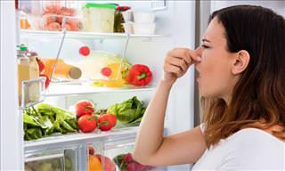 Trucos Prácticos Para Eliminar Los Olores En Tu Refrigerador
