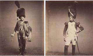 16 Fotografías Históricas De Veteranos De Guerras Napoleónicas