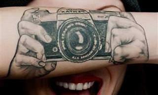 Espectaculares Tatuajes En 3D Que Parecen Fotografías