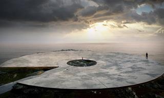 Impresionante Monumento Para Las Víctimas Del Covid-19 Uruguay