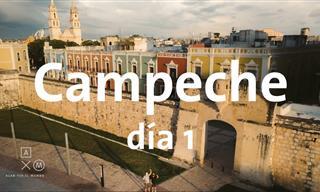 Recorre El Hermoso Estado De Campeche En México