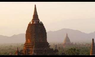 Los Deslumbrantes Paisajes de Myanmar