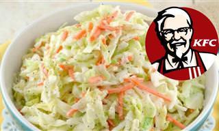 Prepara En Casa La Famosa Ensalada De Col y Zanahoria Tipo KFC