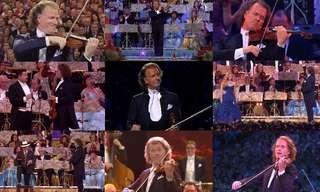 Los Mejores Shows De André Rieu En Un Compilado