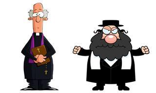 Chiste: ¿Un Oso Religioso?