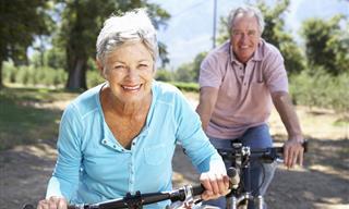¿Por Qué Se Recomienda El Ciclismo En La Tercera Edad?
