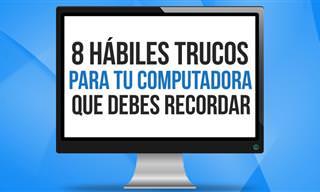 8 Ingeniosos Trucos Para Usar La Computadora