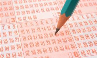 Chiste: La Mujer Que Casi Gana La Lotería