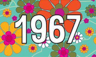 Un Año Muy Destacado En La Música: 1967