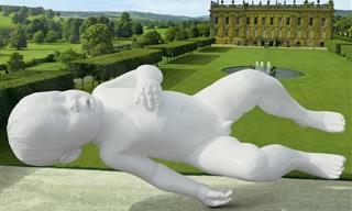 Estas Esculturas No Quieren Ni Oir Hablar De La Gravedad