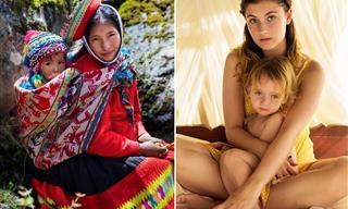 18 Fotografías Que Capturan La Belleza De La Maternidad Alrededor Del Mundo