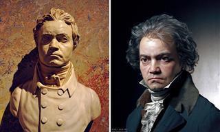 Artista 3D Crea Retratos Bastante Reales De Personajes Famosos